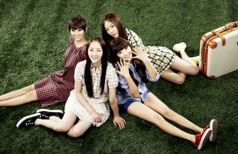 SISTAR K-pop Hip Hop Electronic Dance korea korean kpop pop et wallpaper