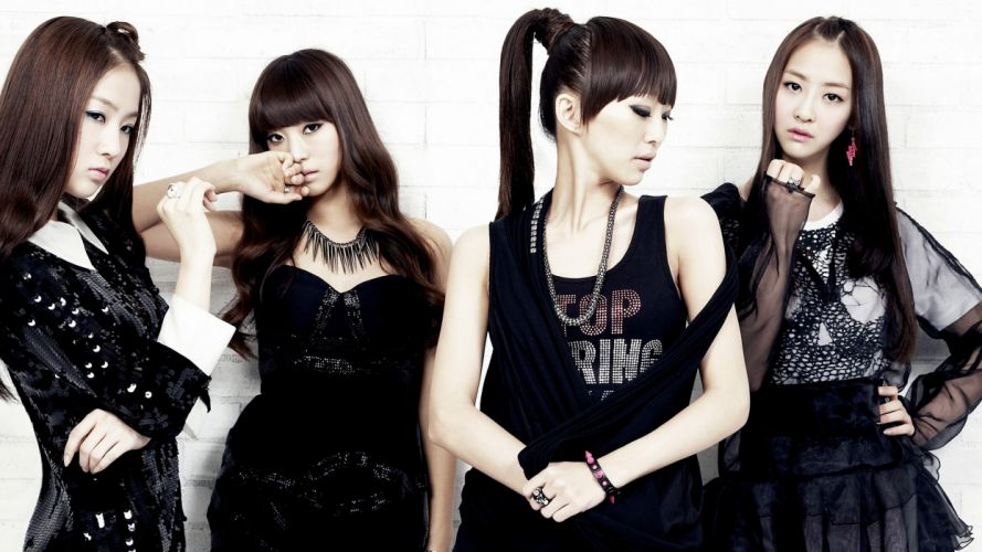 SISTAR K-pop Hip Hop Electronic Dance korea korean kpop pop r wallpaper