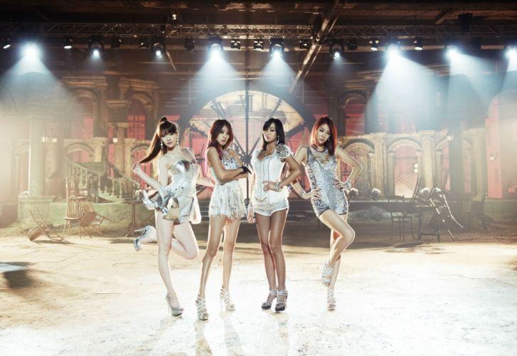 SISTAR K-pop Hip Hop Electronic Dance korea korean kpop pop en wallpaper