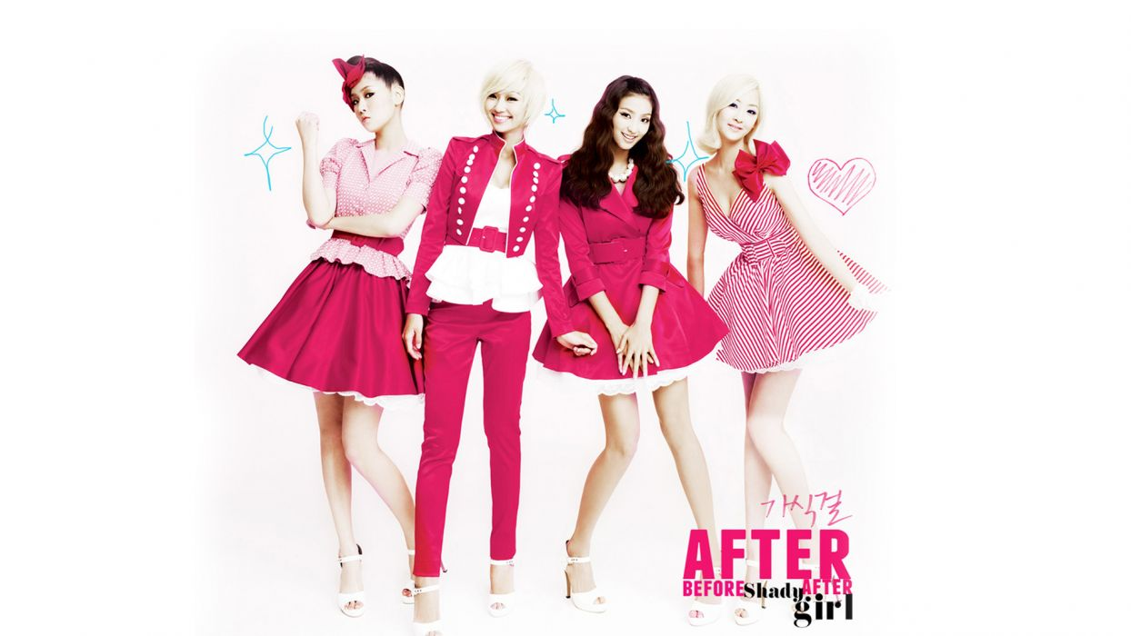SISTAR K-pop Hip Hop Electronic Dance korea korean kpop pop poster jv wallpaper
