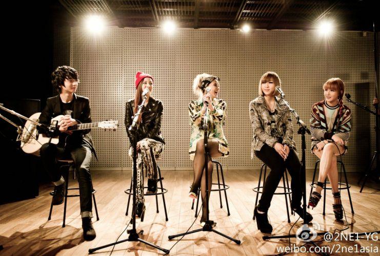 2NE1 k-pop pop dance korean korea f wallpaper