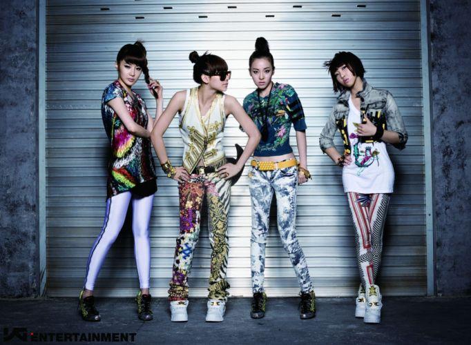 2NE1 k-pop pop dance korean korea j wallpaper