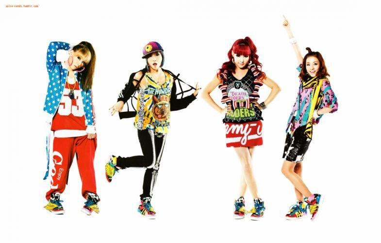 2NE1 k-pop pop dance korean korea re wallpaper
