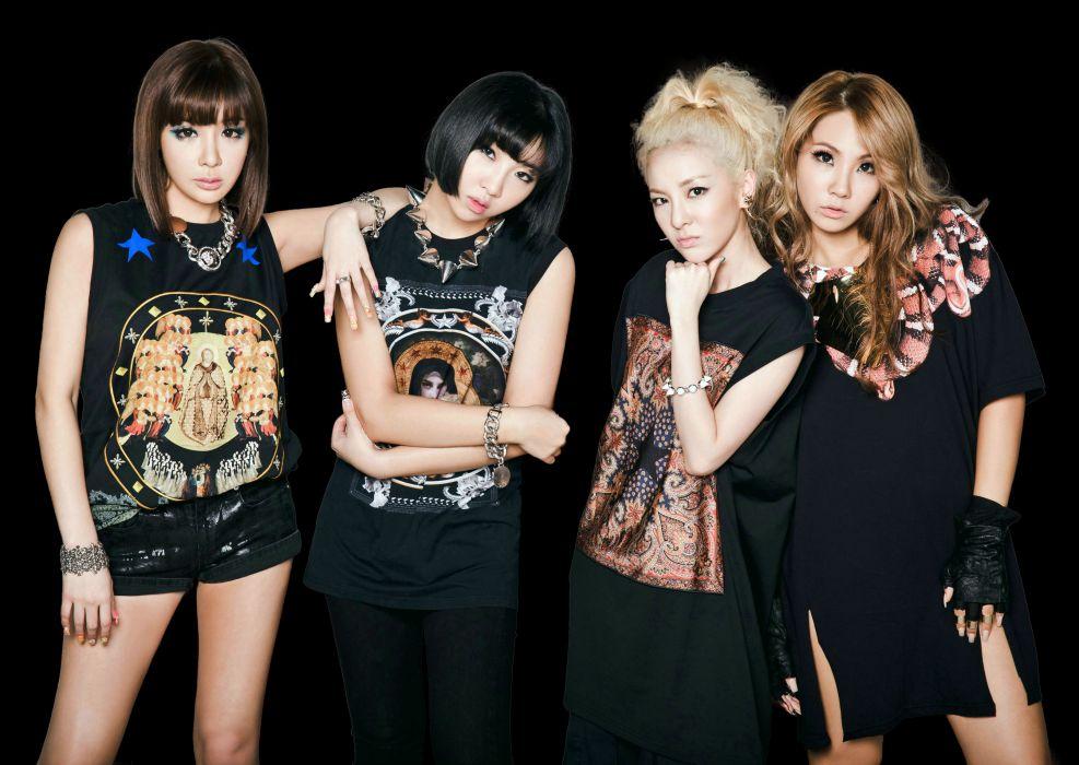 2NE1 k-pop pop dance korean korea    rw wallpaper