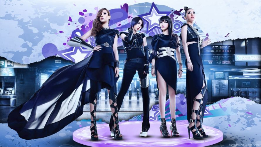 2NE1 k-pop pop dance korean korea fw wallpaper