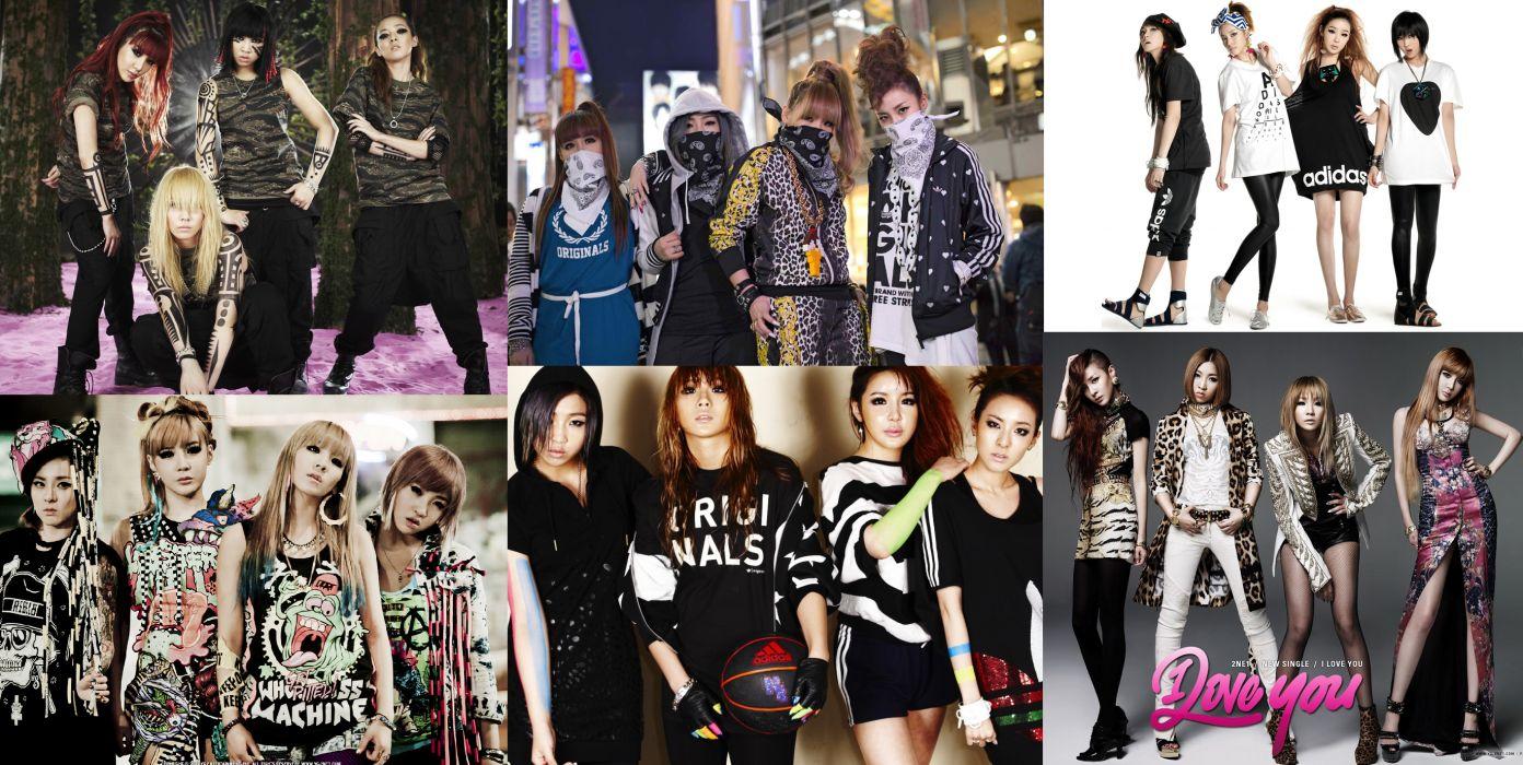 2NE1 k-pop pop dance korean korea   ft wallpaper