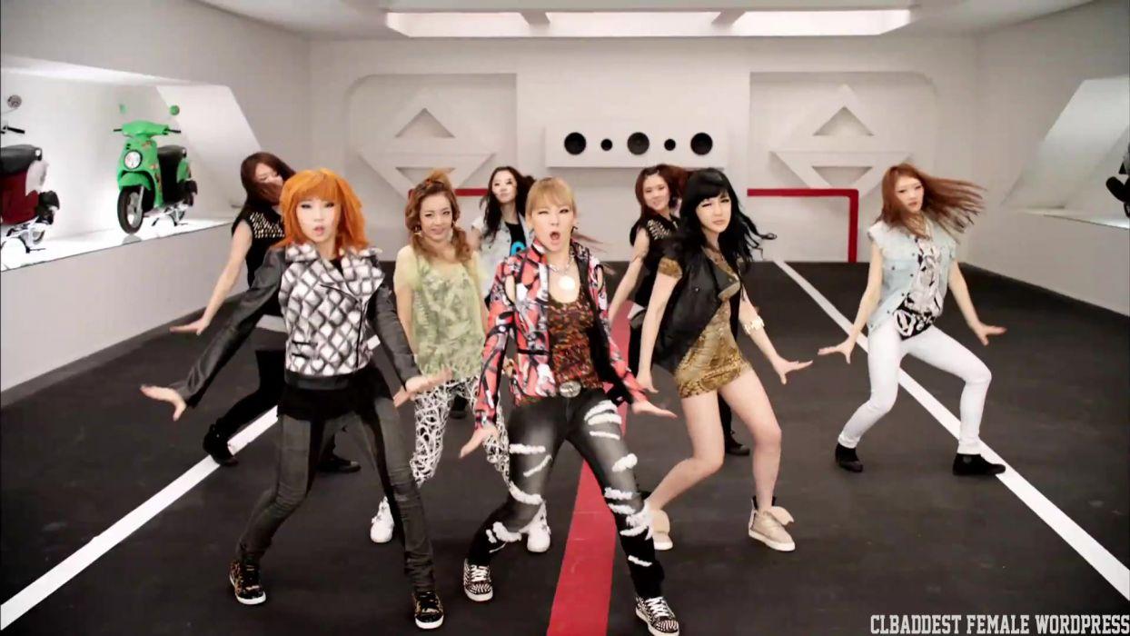 2NE1 k-pop pop dance korean korea   dq wallpaper