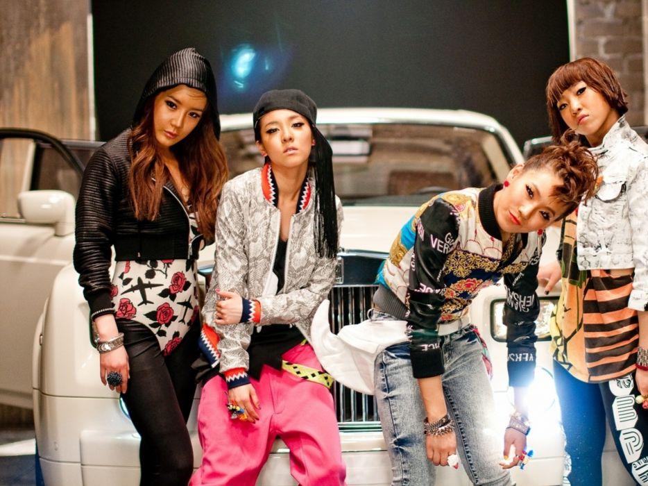2NE1 k-pop pop dance korean korea   rn wallpaper