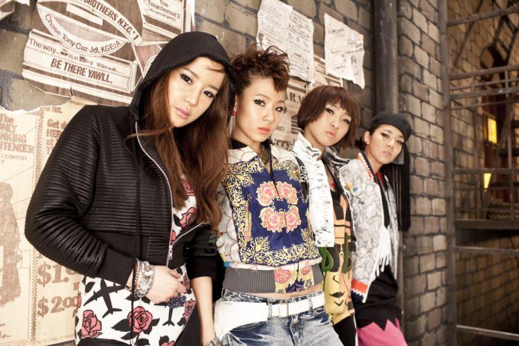2NE1 k-pop pop dance korean korea da wallpaper