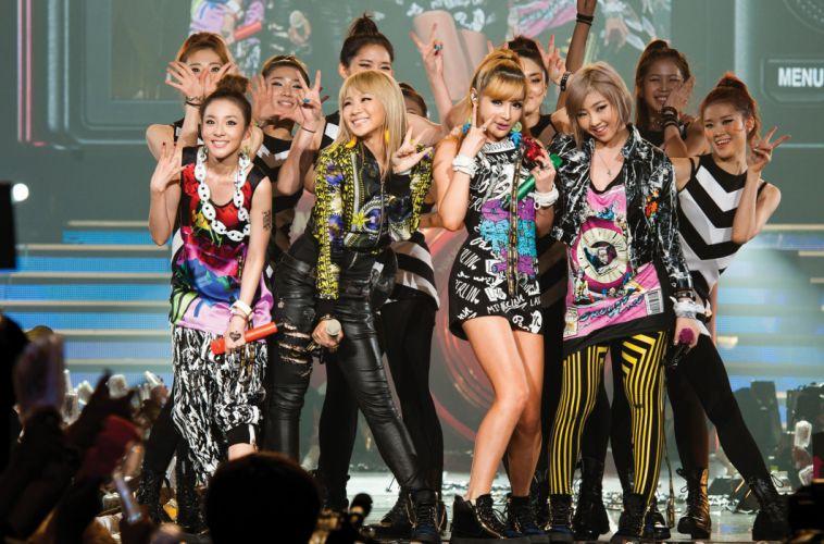 2NE1 k-pop pop dance korean korea concert ff wallpaper