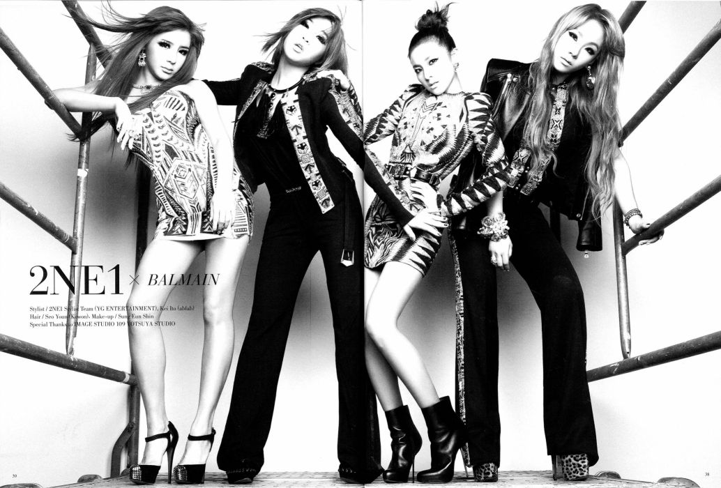 2NE1 k-pop pop dance korean korea poster        k wallpaper