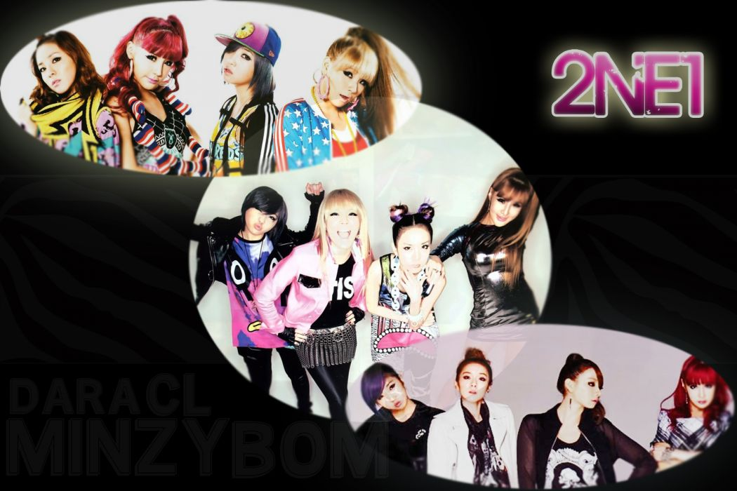 2NE1 k-pop pop dance korean korea poster    h wallpaper
