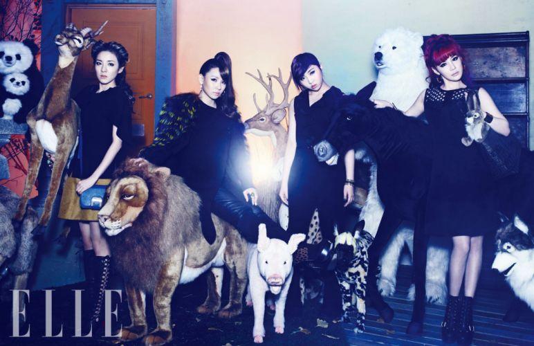 2NE1 k-pop pop dance korean korea poster gu wallpaper