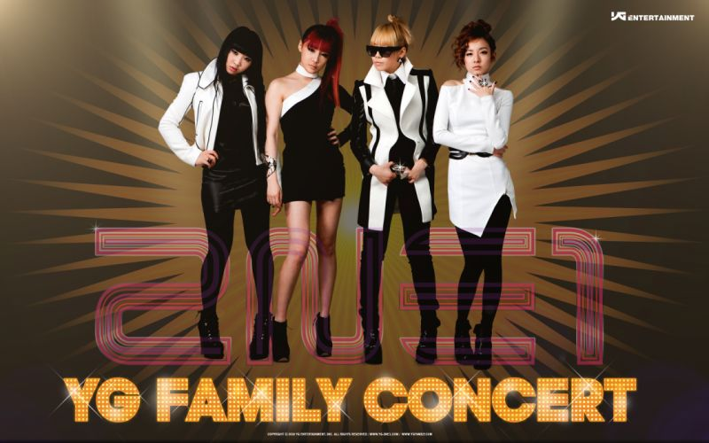 2NE1 k-pop pop dance korean korea poster g wallpaper