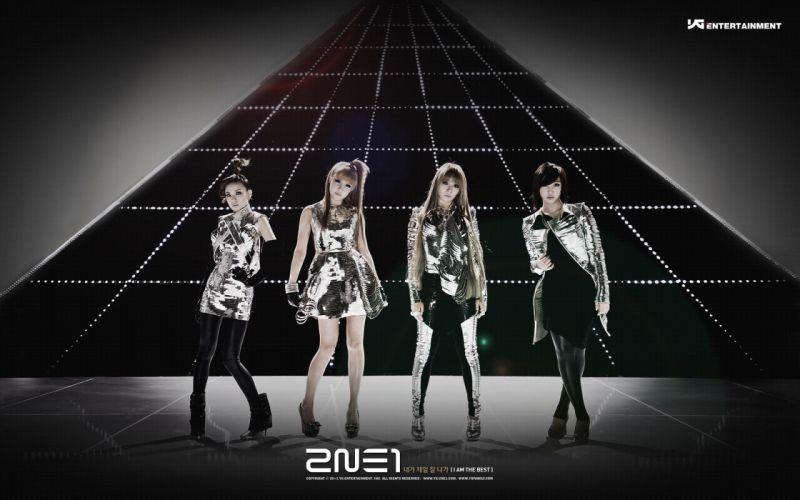 2NE1 k-pop pop dance korean korea poster go wallpaper