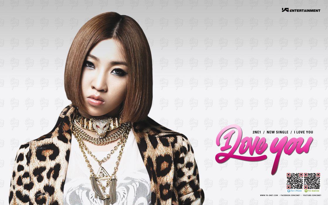 2NE1 k-pop pop dance korean korea poster gt wallpaper