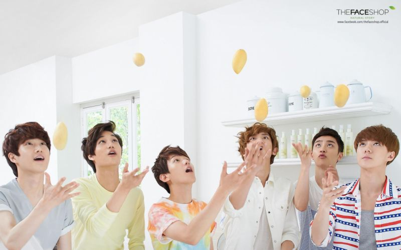 BOYFRIEND k-pop pop dance korean korea r wallpaper