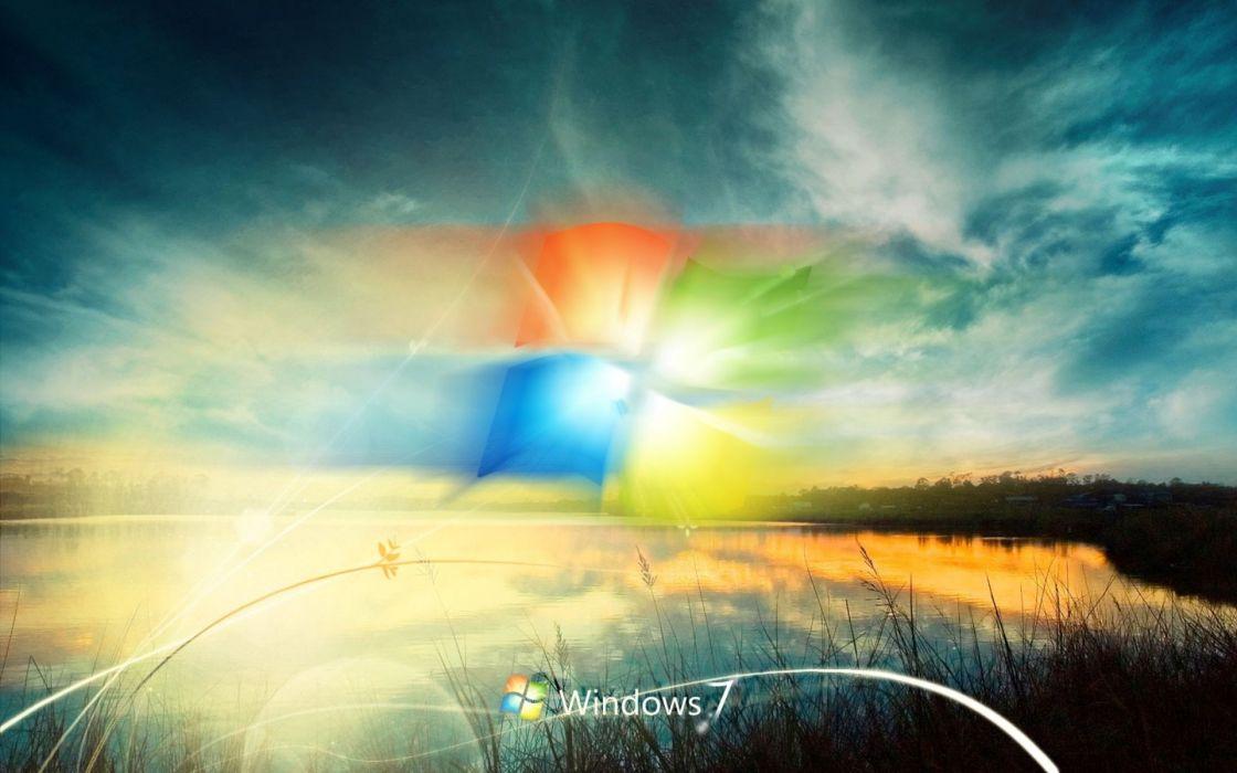 Windows 7 windows  wallpaper