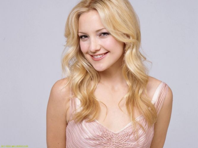blondes women Kate Hudson smiling faces wallpaper