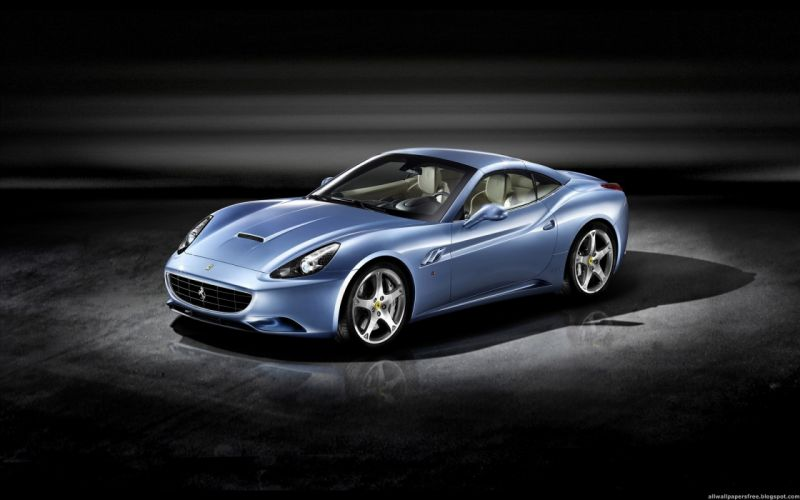 cars vehicles Ferrari California wallpaper