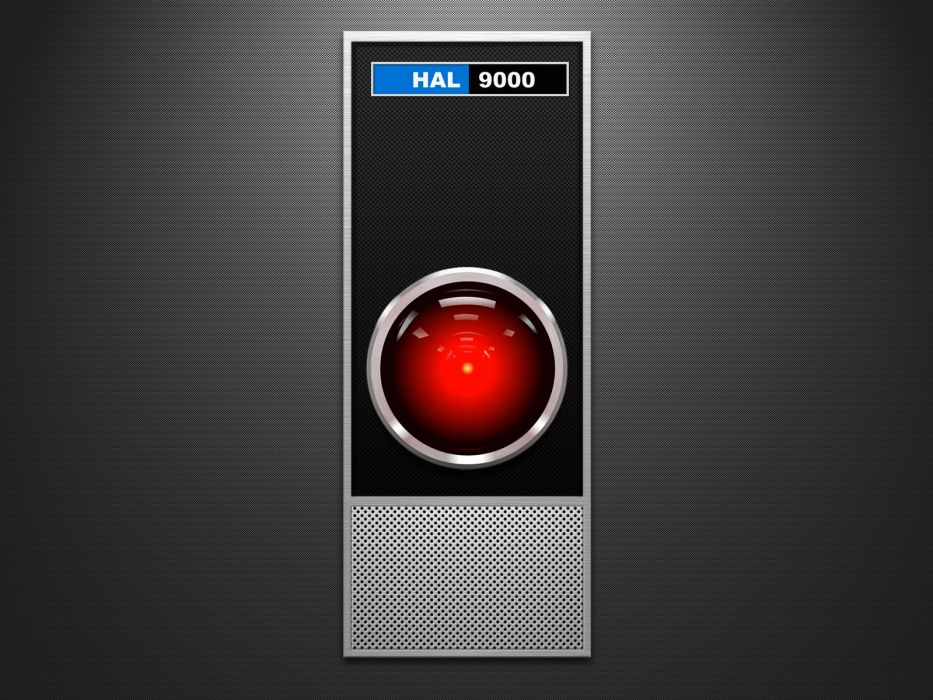 2001: A Space Odyssey HAL9000 wallpaper