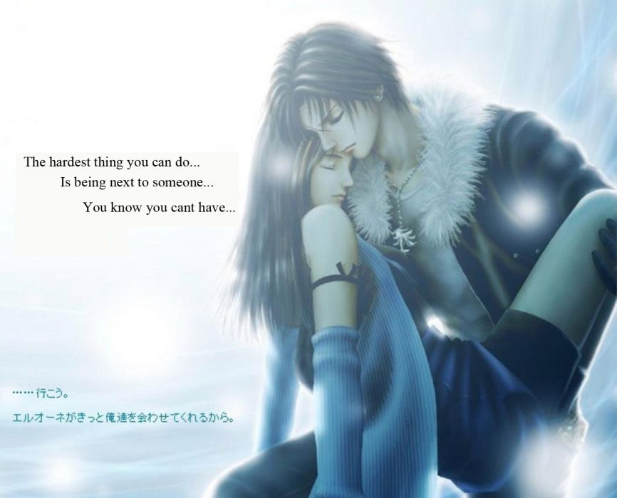 Final Fantasy Final Fantasy VIII wallpaper