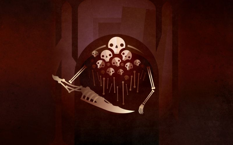 Dark Souls Nito wallpaper
