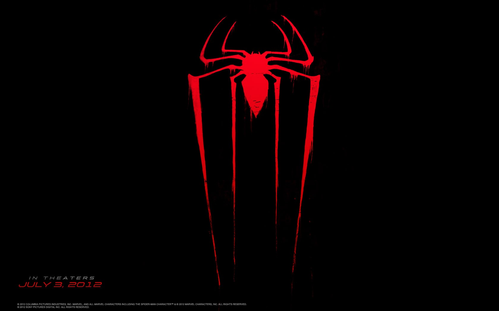 Movies The Amazing Spider-man Spider-man logo wallpaper ...