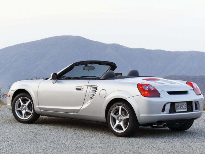 cars Toyota vehicles Toyota MR2 silver cars wallpaper