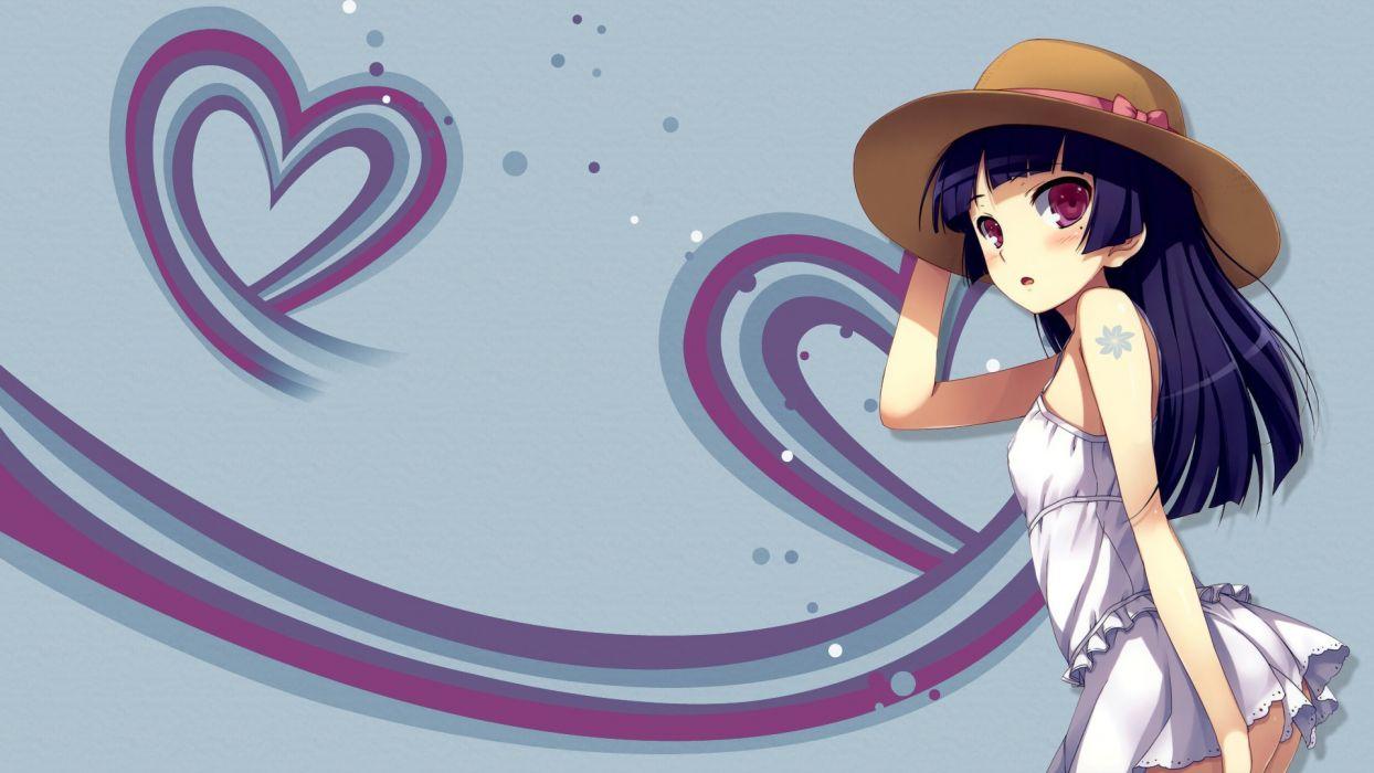 anime Gokou Ruri Ore No Imouto Ga Konna Ni Kawaii Wake Ga Nai wallpaper