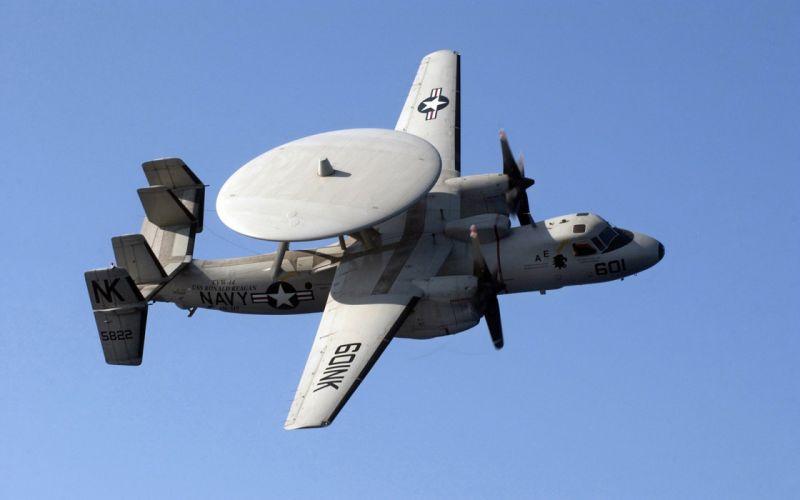 aircraft E-2C Hawkeye wallpaper