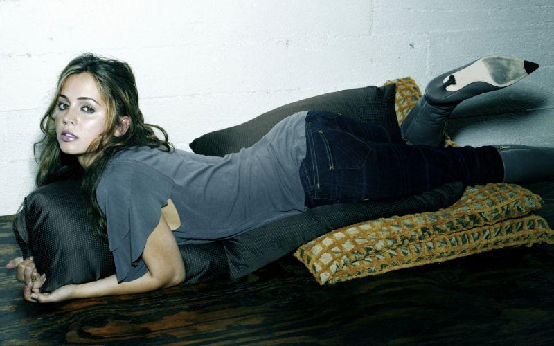 women actress Eliza Dushku wallpaper