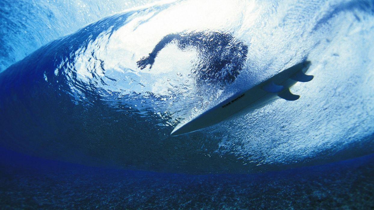 water surfing surfers wallpaper