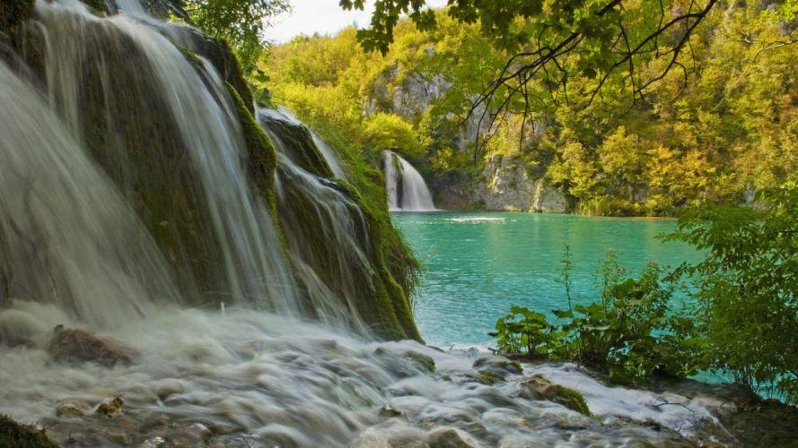 Croatia National Park wallpaper