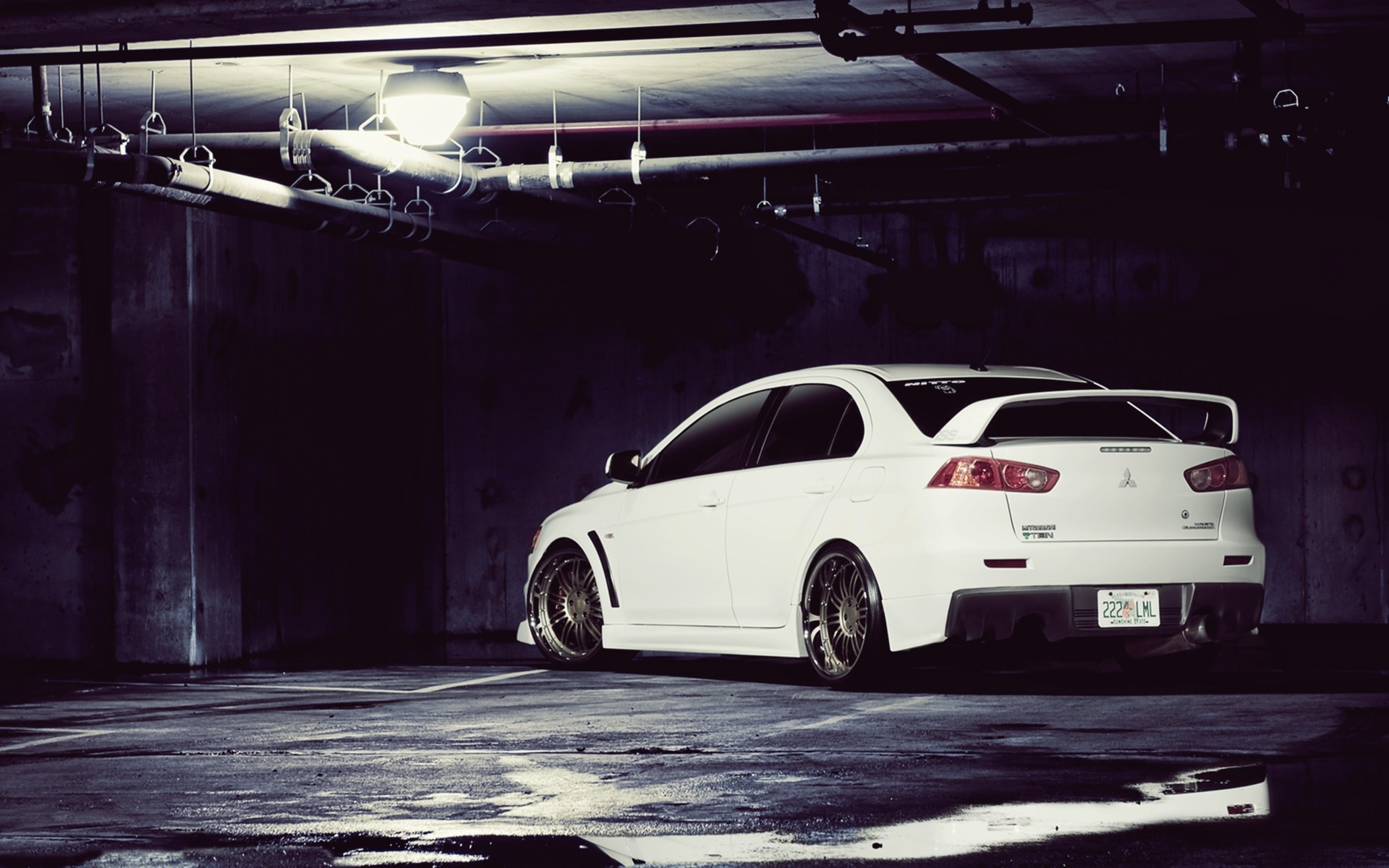 Cars Vehicles Mitsubishi Lancer Evolution X Wallpaper 1920x1200
