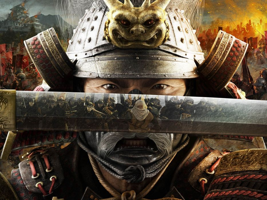 video games samurai Shogun 2 wallpaper