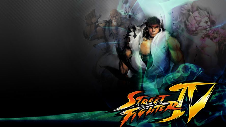video games Street Fighter IV wallpaper