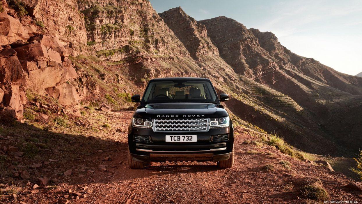 Land Rover Range Rover Land Rover Range Rover Vogue wallpaper