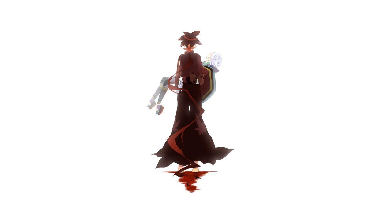 Katanagatari Yasuri Shichika Togame Anime Wallpaper 1920x1080 187295 Wallpaperup