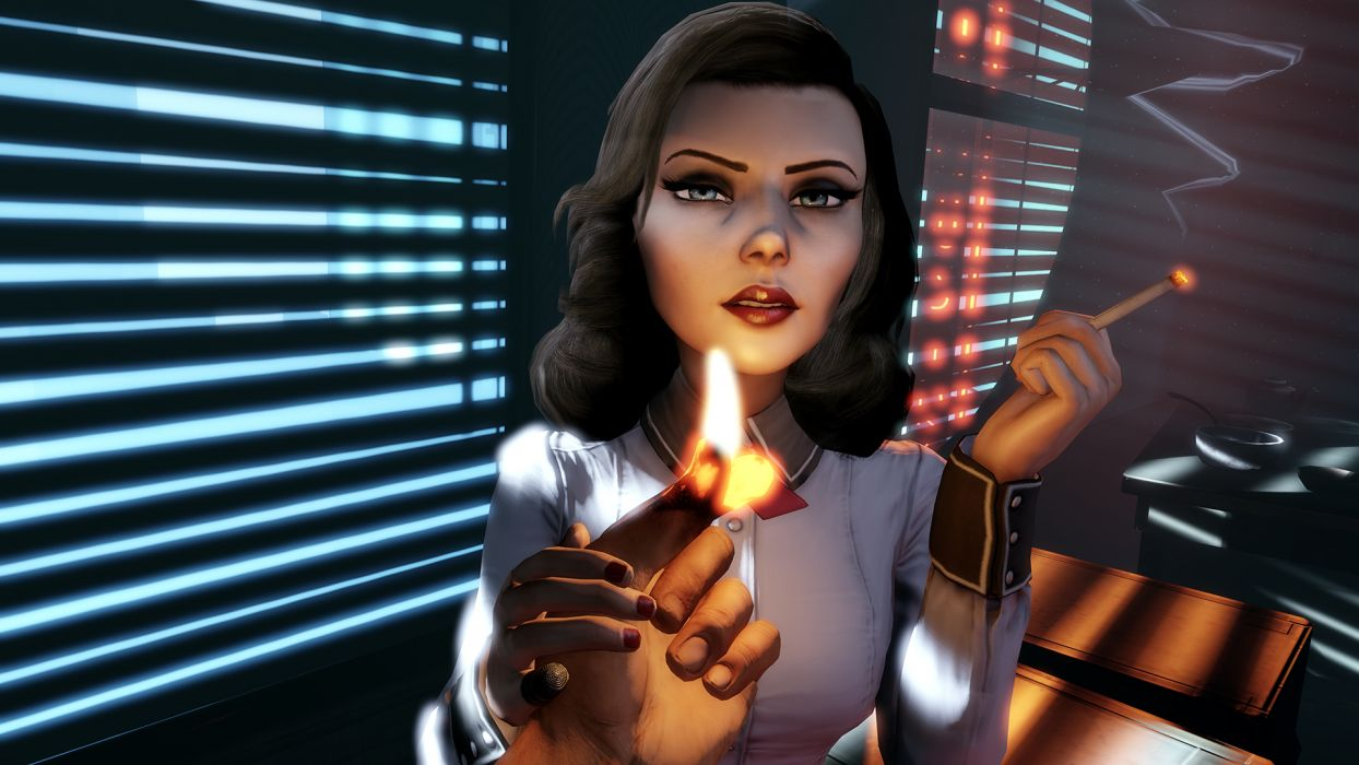 Bioshock Infinite: Burial at Sea - Elizabeth wallpaper