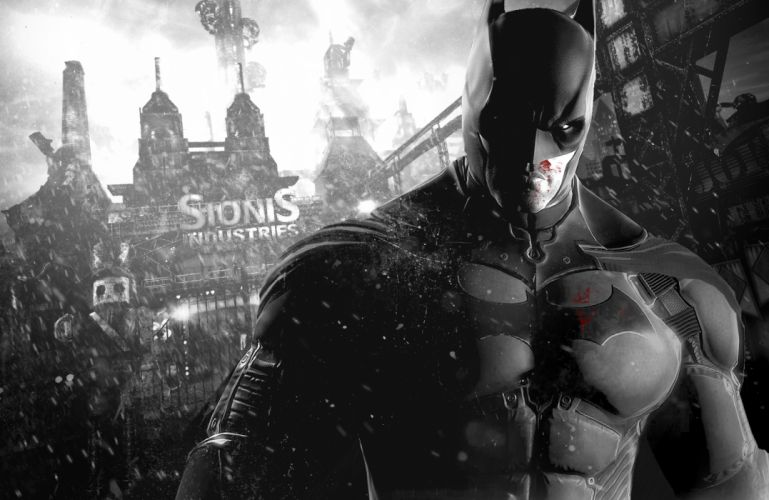 Batman: Arkham Origins wallpaper