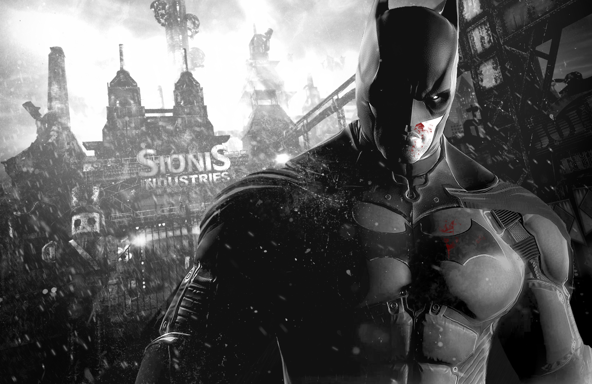 batman arkham origins wallpaper 2000x1300 187346