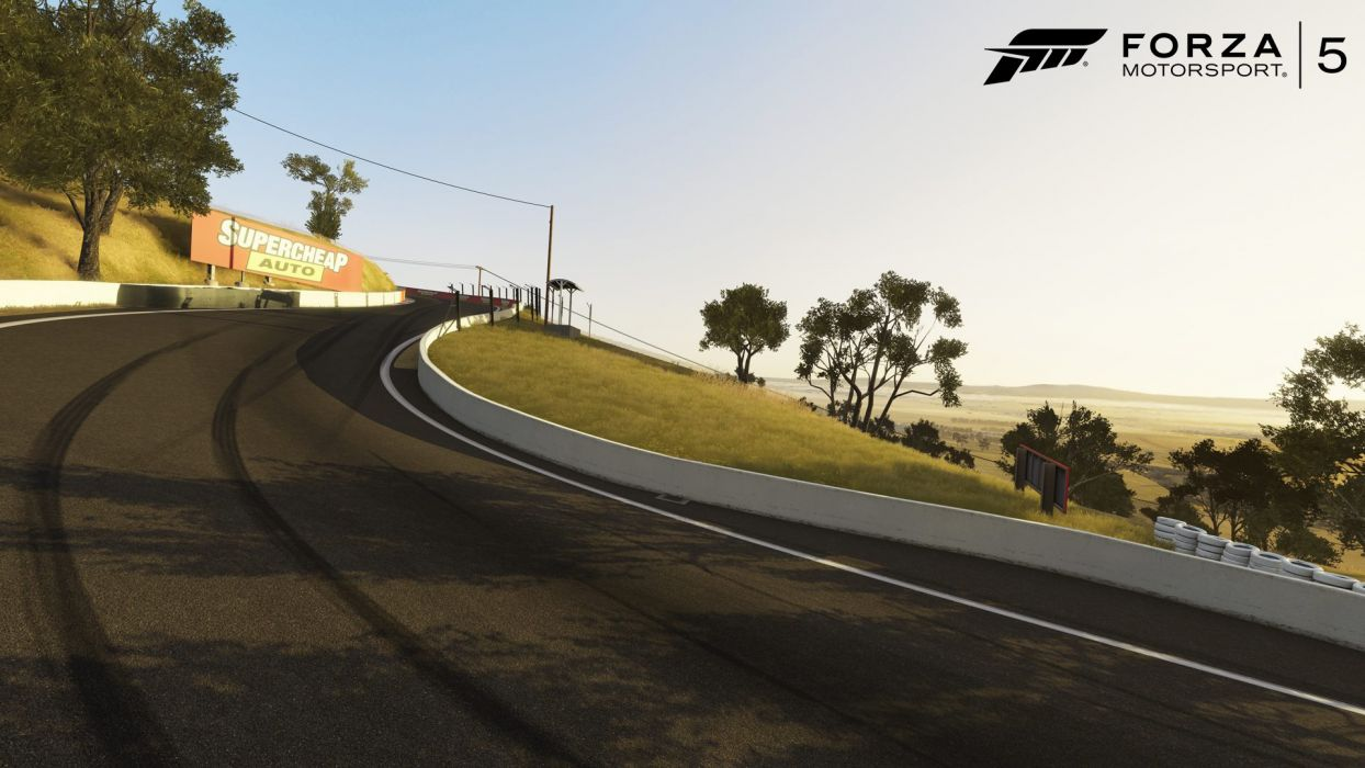 Forza 5 - Bathurst Circuit wallpaper