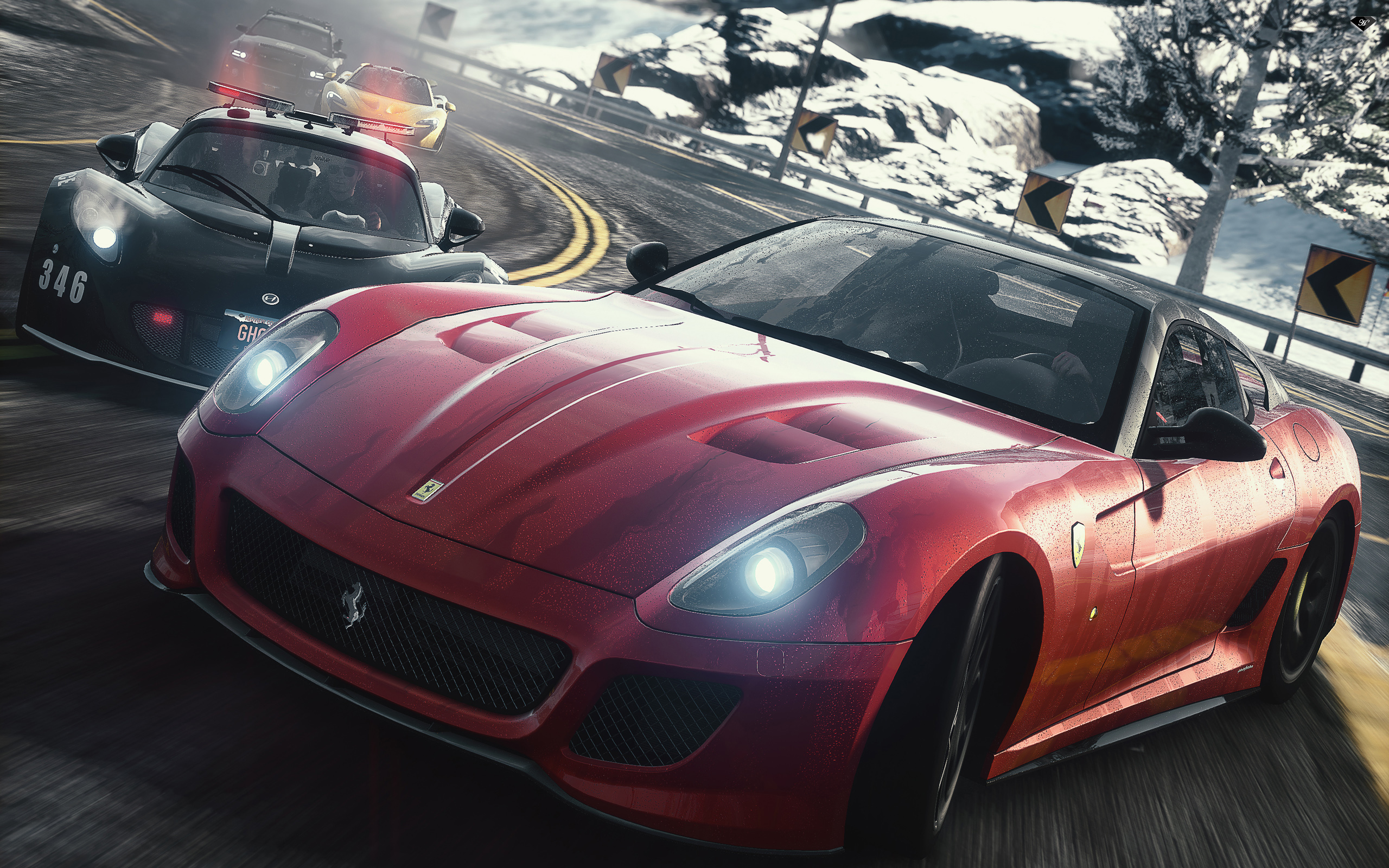 Need for Speed: Rivals wallpaper | 2560x1600 | 187377 ...Nfs Rivals Wallpaper For Pc