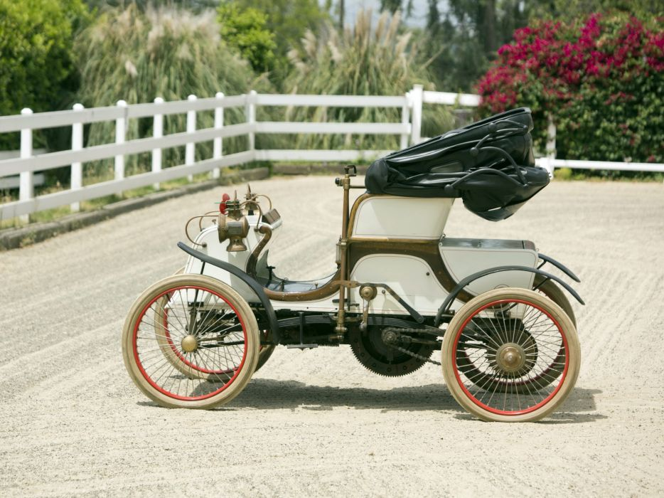 1902 Knox Model-C Runabout retro      h wallpaper