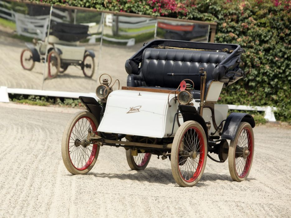 1902 Knox Model-C Runabout retro   g wallpaper