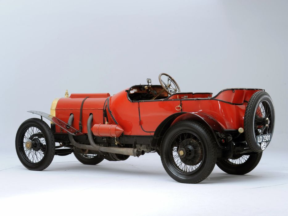 1908 Itala Grand Prix Floretta retro   fs wallpaper