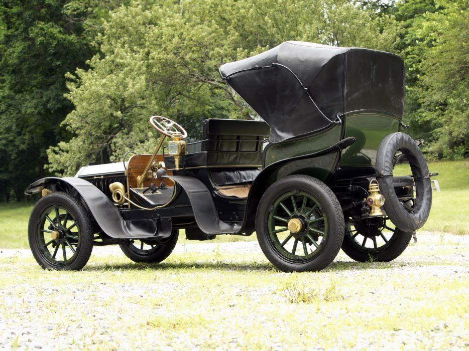 1910 Peerless Model-29 Victoria Landau Brewster retro luxury   f wallpaper
