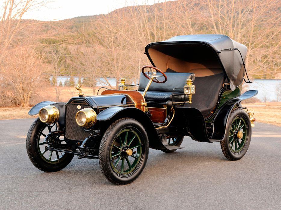 1910 Peerless Model-29 Victoria Landau Brewster retro luxury  g wallpaper
