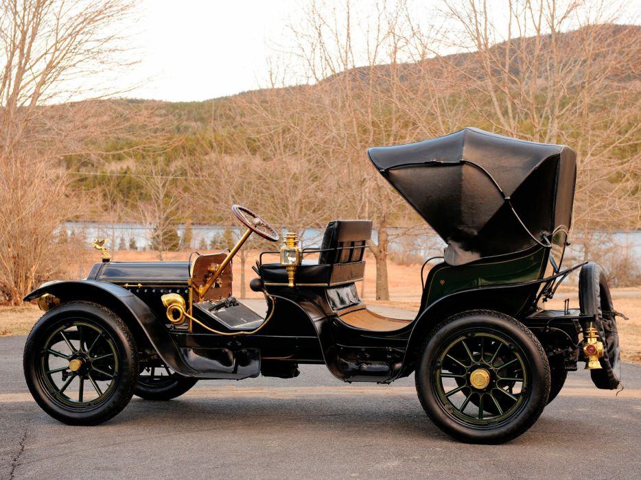 1910 Peerless Model-29 Victoria Landau Brewster retro luxury  j wallpaper